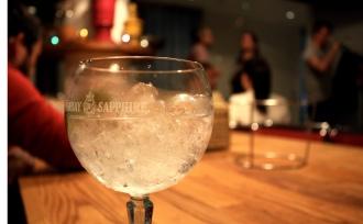 Bombay Gin header
