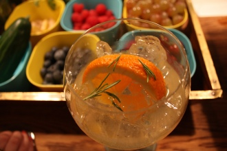 Bombay Gin 18